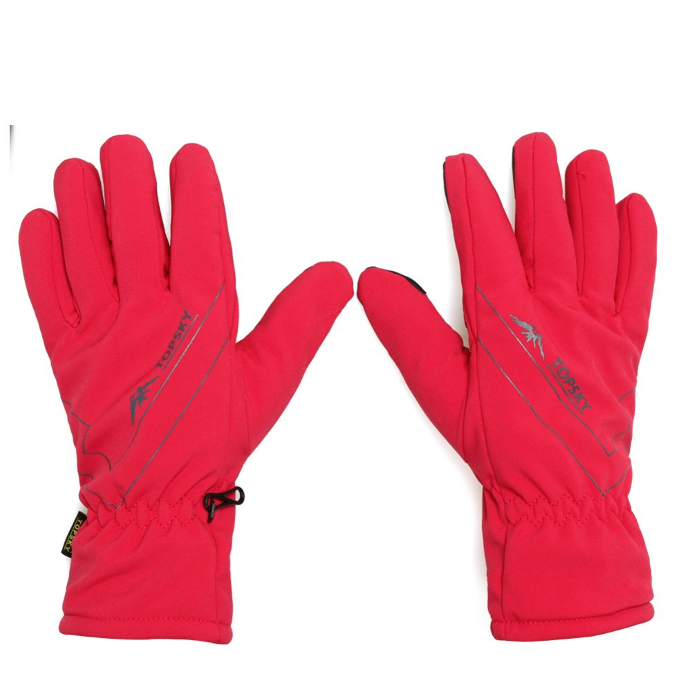 Men and Women for Fall/Winter Gloves/サイクリング手袋/暖かいスポーツグローブ Medium B B06XHK383L