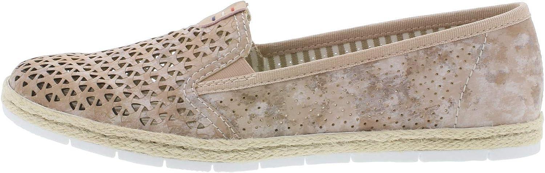 Rieker M2675 Femme Chaussures /à Enfiler,Slip-on,Occasionnel,Loisir