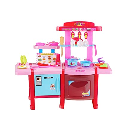 Amazon.com: Really Go-us Direct Pretend Kitchen Games Play ...