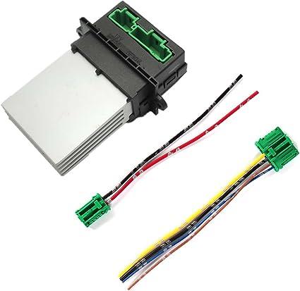 Resistencia de calefacción 6441L2 con cable – Repuesto de motor de ...