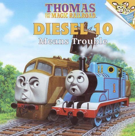 Thomas and the Magic Railroad : Diesel 10 Means Trouble