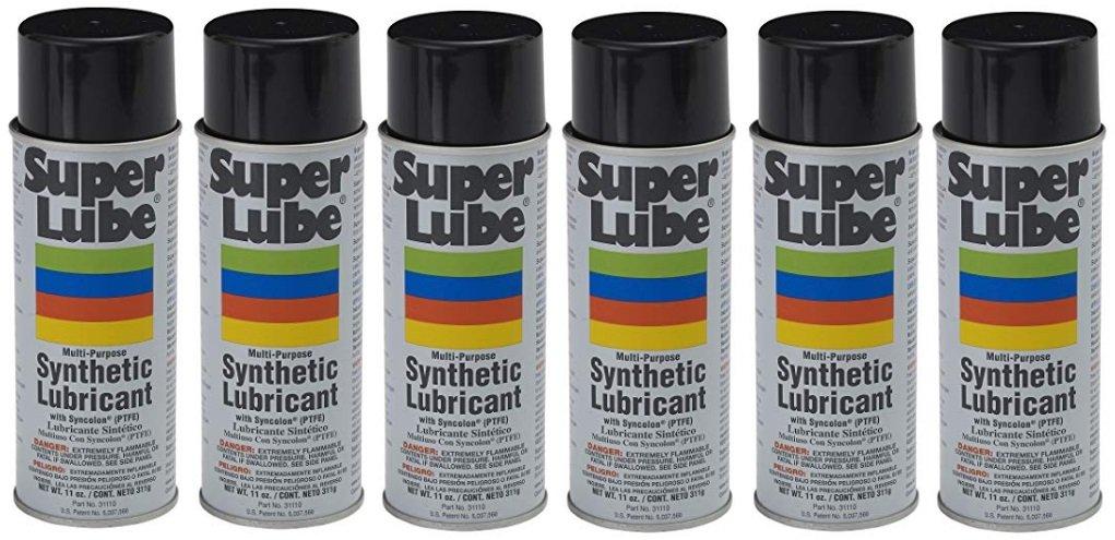 Super Lube 31110エアロゾル、多目的、11オンス 6 Pack (11 oz.) 6 Pack (11 oz.)  B07FK4D1N6