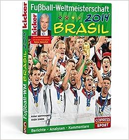 Kicker Fussball Weltmeisterschaft Brasil 2014 Amazon Co Uk