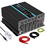 Pooxtra 1000W Pure Sine Wave Power Inverter 4 - Best Reviews Guide