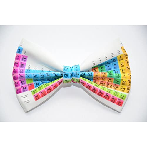 Amazon periodic table bow tie periodic table of elements periodic table bow tie periodic table of elements chemistry science elements urtaz Images