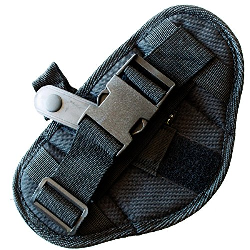 BEST CAR GUN HOLSTER For Vehicles & Trucks - Works Great for 1911, Revolvers, Pistols, & Hand Guns - Universal Fit for Glock, Springfield, Taurus, MTAC, Kimber, Walther,Beretta, Ruger, Colt, - Governors Mall