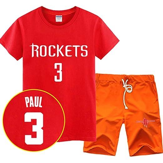 T-SHIRT Jersey De La NBA Conjunto Houston Rockets James Harden ...