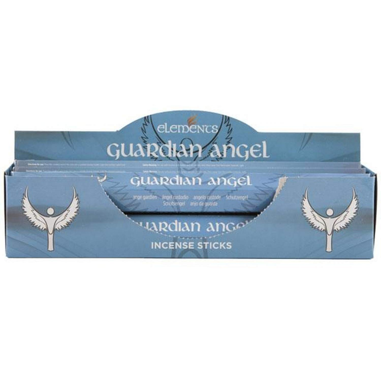Something Different Elements Guardian Angel Incense Stick (Pack Of 6) (One Size) (Multicolour) UTSD2057_1