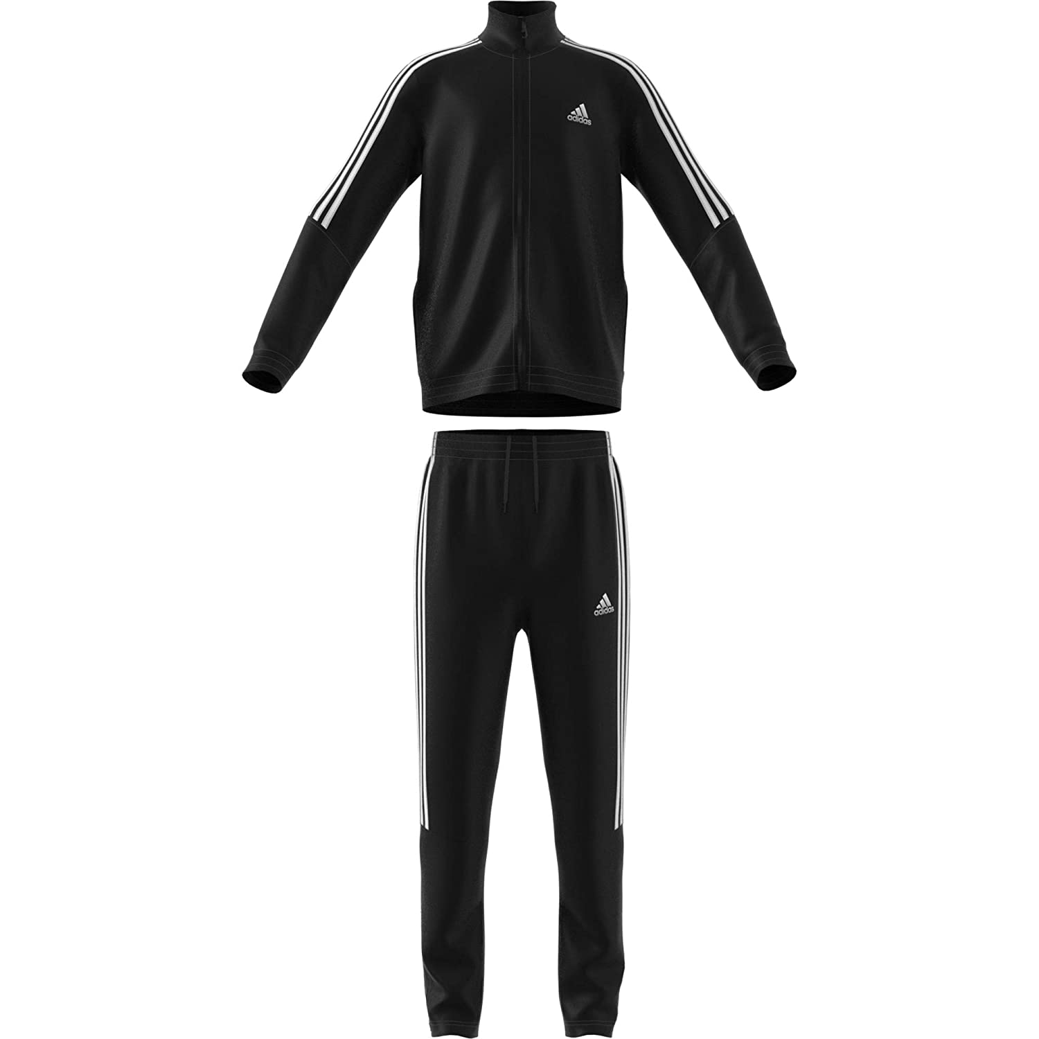 adidas Kids Tiro Tracksuit, Children's, BJ8460, blackwhite