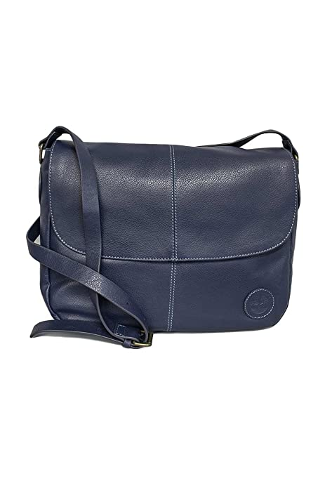 Tb0m5754 Donna Timberland Unica Long Borsa Shoulder Classic Mainapps Pesn 509 Blue WHUaaSwnq