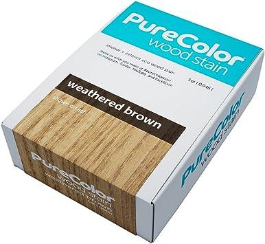 Tinte para Madera (Ecológico) de PureColor, Interior y Exterior, 94 cl