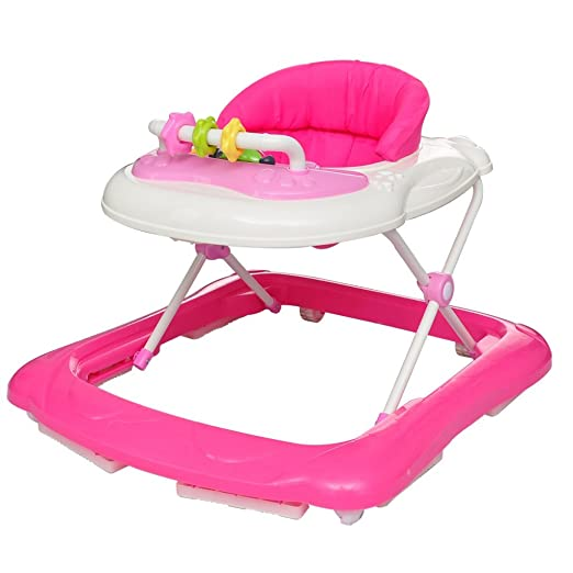 Anself Andador para Bebés Rosa: Amazon.es: Hogar
