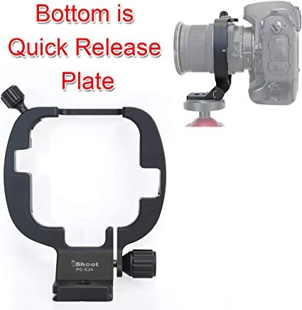 """Due PC 1//4/"""" D-ring in acciaio inox a vite per treppiede per fotocamera piastra a sgancio rapido"""