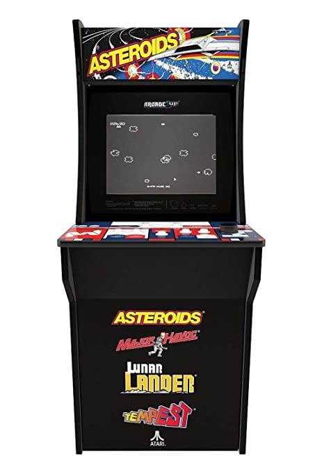 Swell Arcade1Up Classic Cabinets Home Arcade 4Ft Asteroids Download Free Architecture Designs Crovemadebymaigaardcom