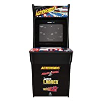 ARCADE1UP Classic Cabinet Home Arcade, 4ft (Asteroids)