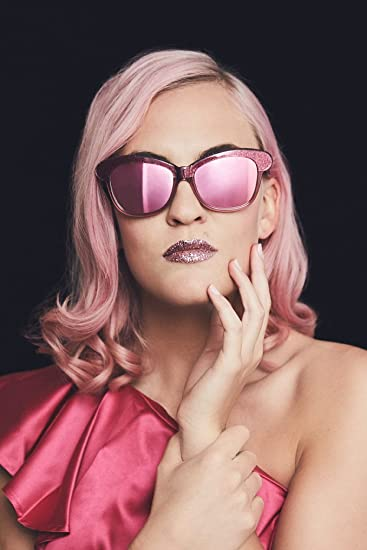 MUNICH ART FRAMES - Gafas de sol - para mujer rosa Pink ...