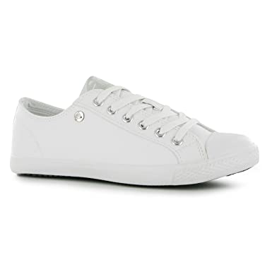 a174cedafece Dunlop Women Micro Lo Pro Lds00 White UK 5 (38)  Amazon.co.uk  Shoes   Bags