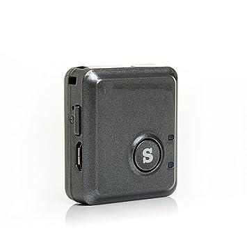 Etbotu Mini detector de coche con rastreador GPS, localizador antirrobo, alarma antirrobo, con