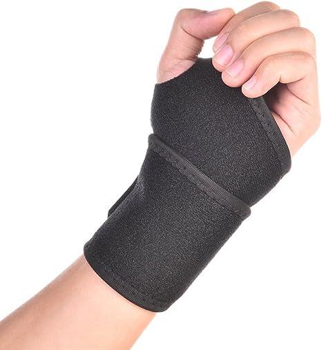 Fastar muñequeras crossfit muñequera padel para gym,tenis y otras ...