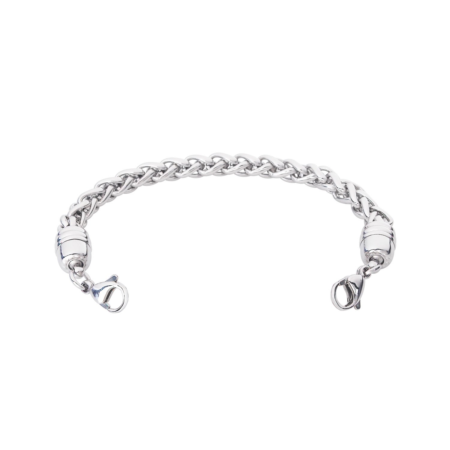 Divoti Wheat Stainless Medical Alert Replacement Bracelet for Women -4.0''