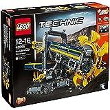 LEGO - Technic - La pelleteuse à godets - 42055 - Jeu de Construction
