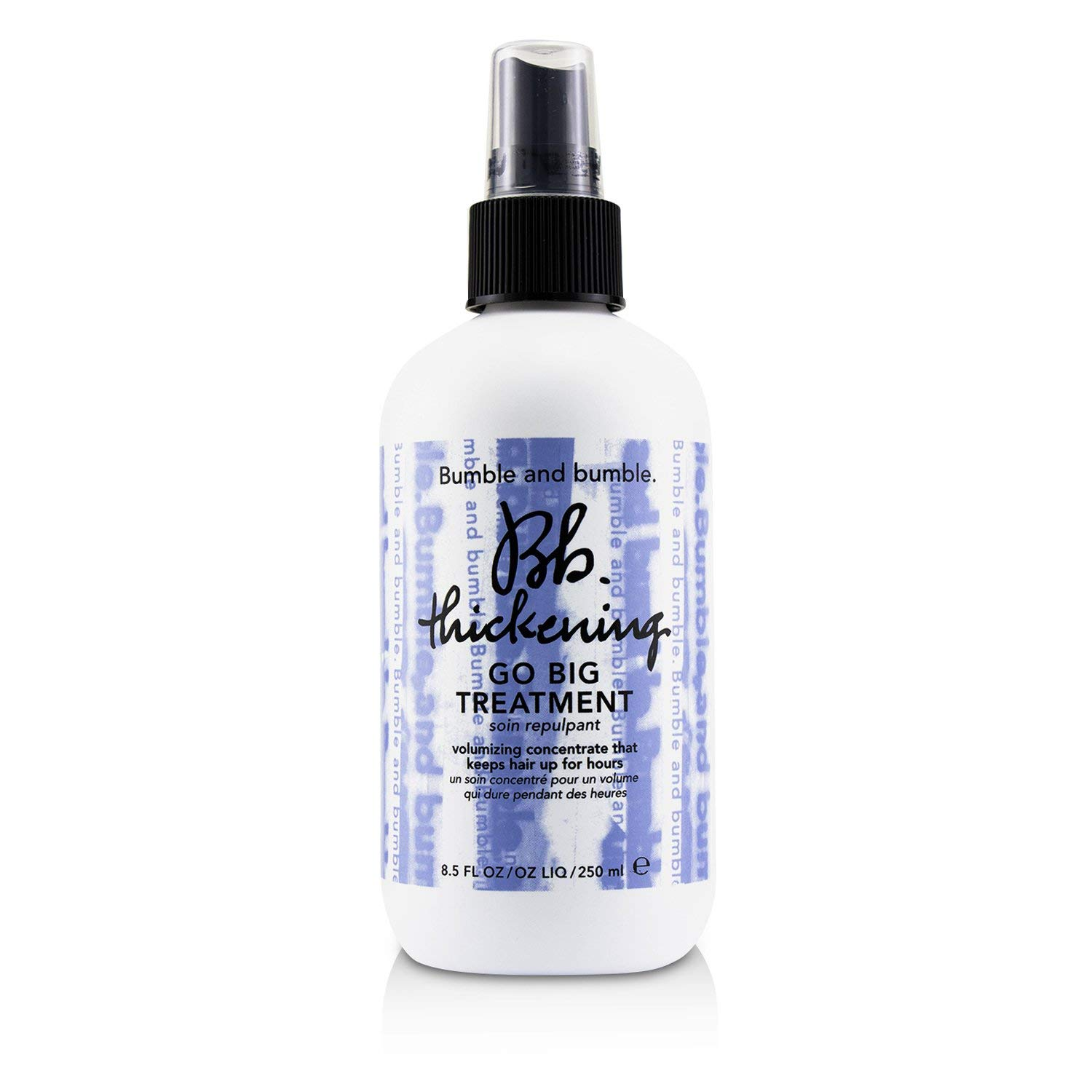 Bumble and Bumble Thickening Go Big Treatment for Unisex - 8.5 Ounce Treatment, 8.5 Ounce: Beauty