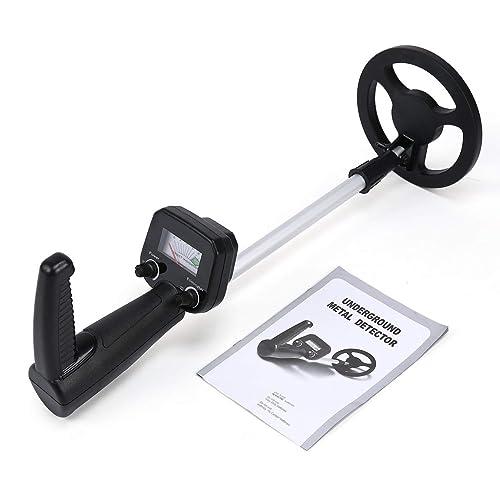 Detector de Metales subterráneo MD4010 Handheld Kids Gift Toy Treasure Hunter Buscador de buscadores de Oro Sensible Ajustable: Amazon.es: Zapatos y ...