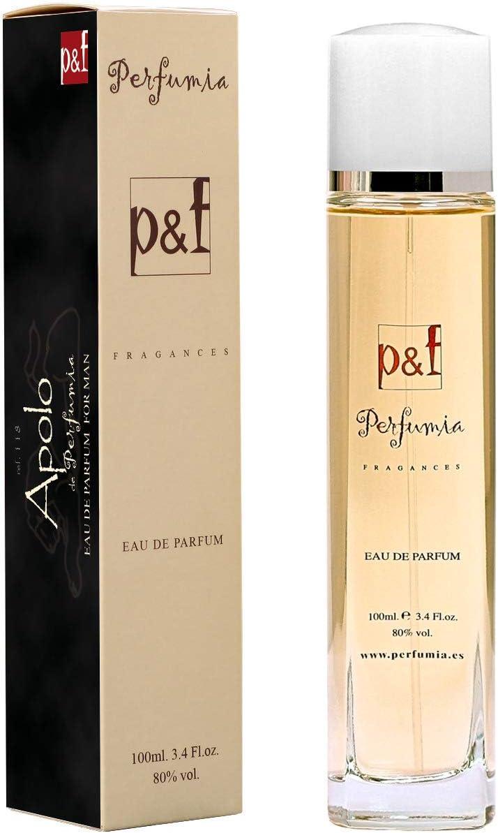 APOLO de Perfumia, Eau de Parfum para hombre, Vaporizador (100 ml ...