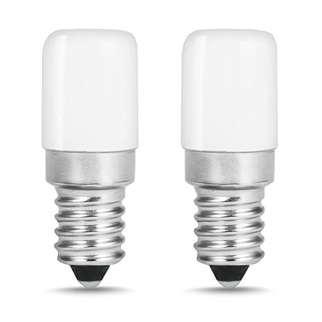 LOHAS E14 LED bombilla 1.5W, Reemplazo para la lámpara del halógeno 15W, 135