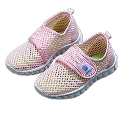 99445afdfac4d Chaussures pour enfants pour Garçons Filles Casual Mesh Shoes Summer  Toddler Enfants Sneaker Sandales Piscine Plage