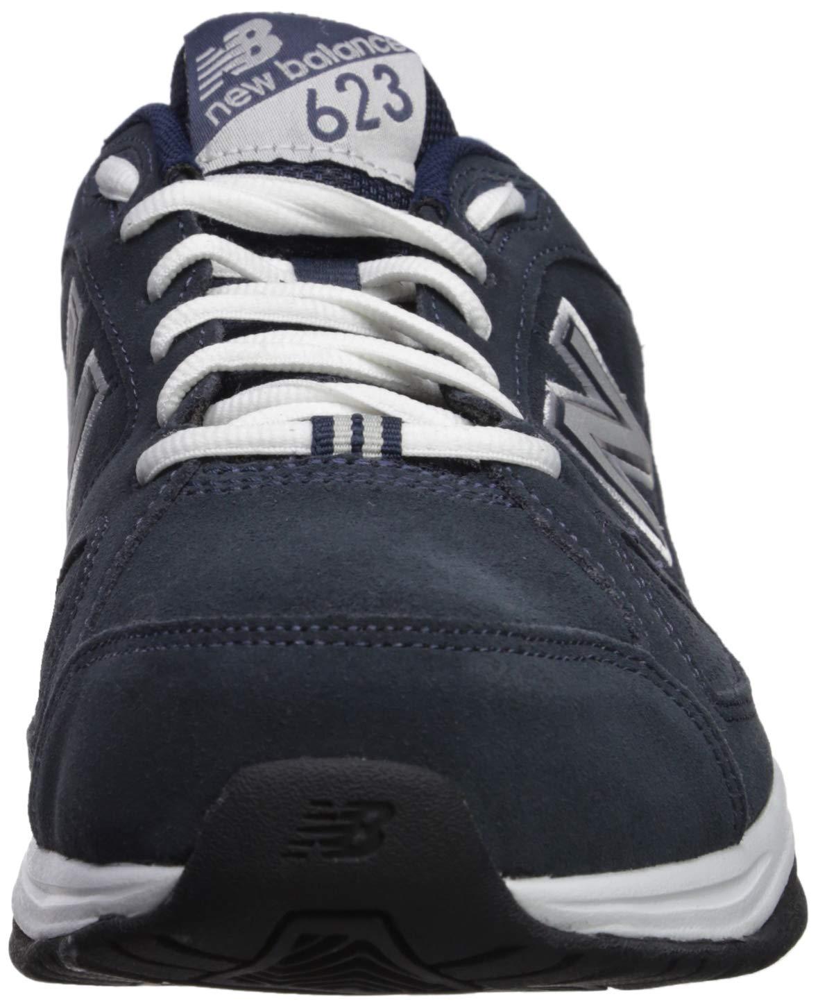 New Balance Men's MX623v3 Training Shoe, Navy, 7 W US by New Balance (Image #4)