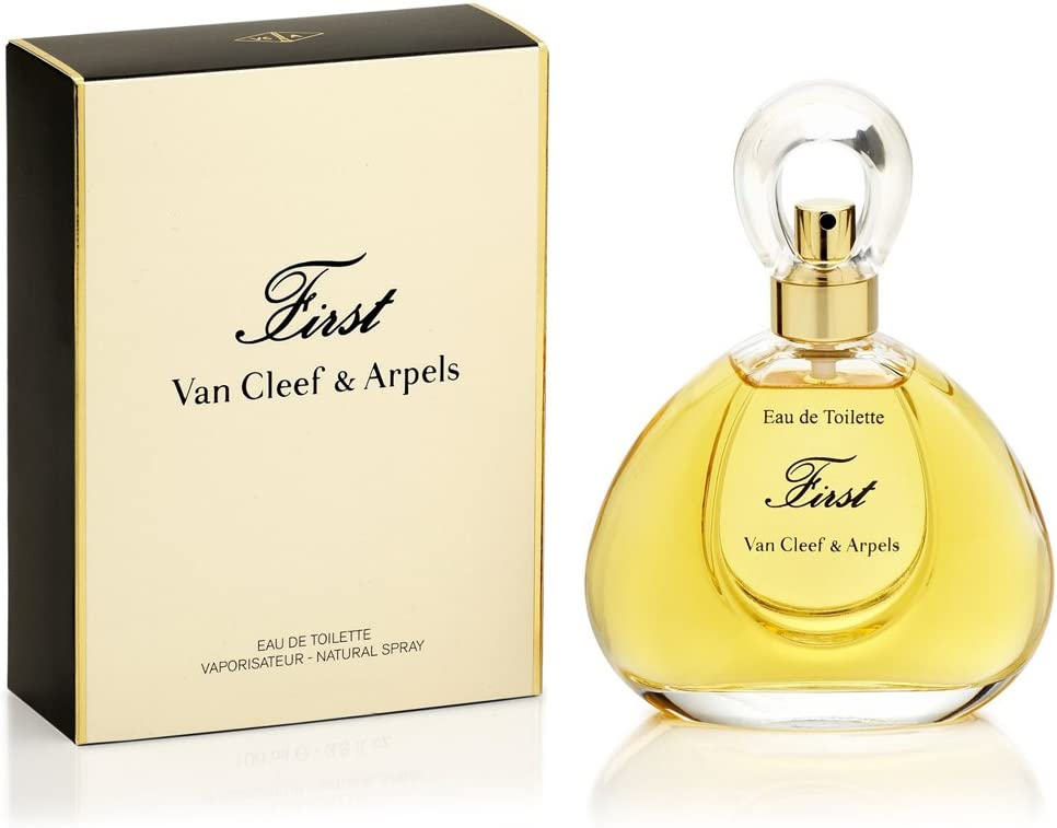 Van Cleef & Arpels First Eau De Parfum Spray 60ml