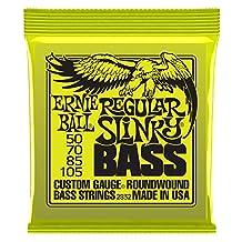 Ernie Ball 2832 Regular Slinky Nickel Wound Bass Set (50-105)