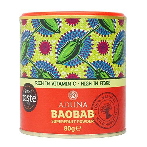 Aduna – Baobab – Superfruit Powder – 80g Review