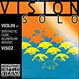 Thomastik-Infeld VISO2 Vision Solo Violin Strings, Single A String, 4/4 Size, Synthetic Core, Aluminum Wound