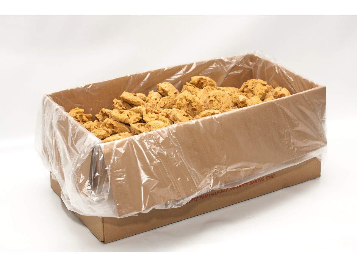 Davids Cookies Peanut Butter Gourmet Cookie Dough, 3 Ounce -- 107 per case. by David's Cookies (Image #1)