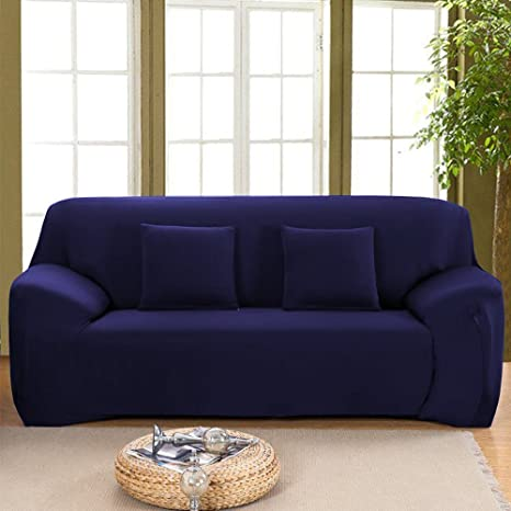 1//2//3//4 Seater Couch Stretch Sofa Seat Lounge Protector Chair Cover Slipcover AU