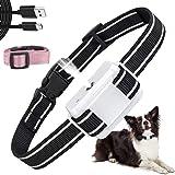 Anti Barking Dog Collar, Auto Spray Stop Bark Dog Training Deterrent Collars, Rechargeable & Safe No Bark Dog Collar…