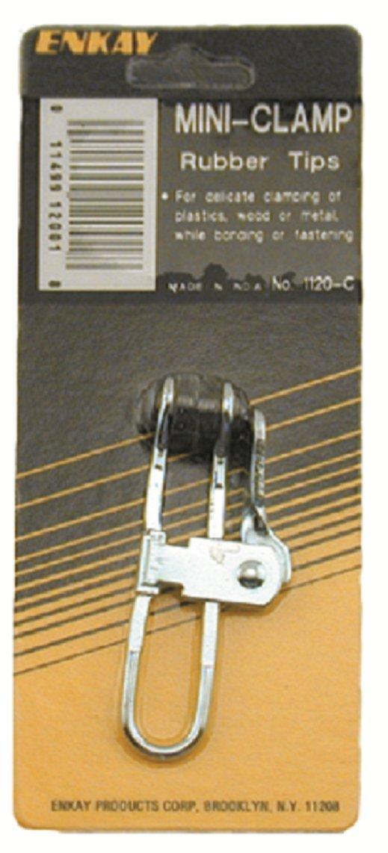 Enkay 1120-C  Mini Clamp Carded