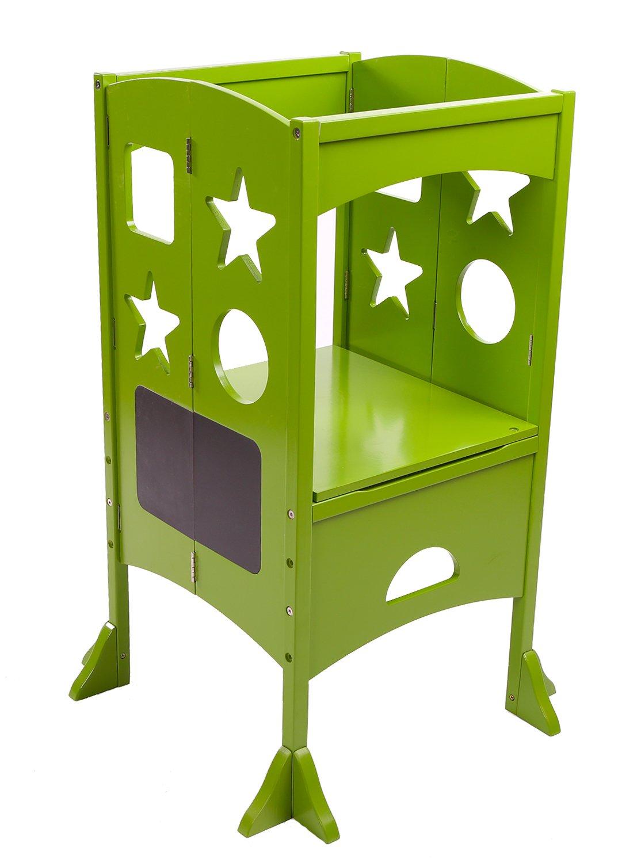 Guidecraft Kitchen Helper Green - Limited Edition