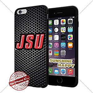 New Jacksonville State Gamecocks, University NCAA Sunshine#2700 Cool iPhone 6 Plus - 5.5 Inch Smartphone Case Cover Collector iphone TPU Rubber Case Black