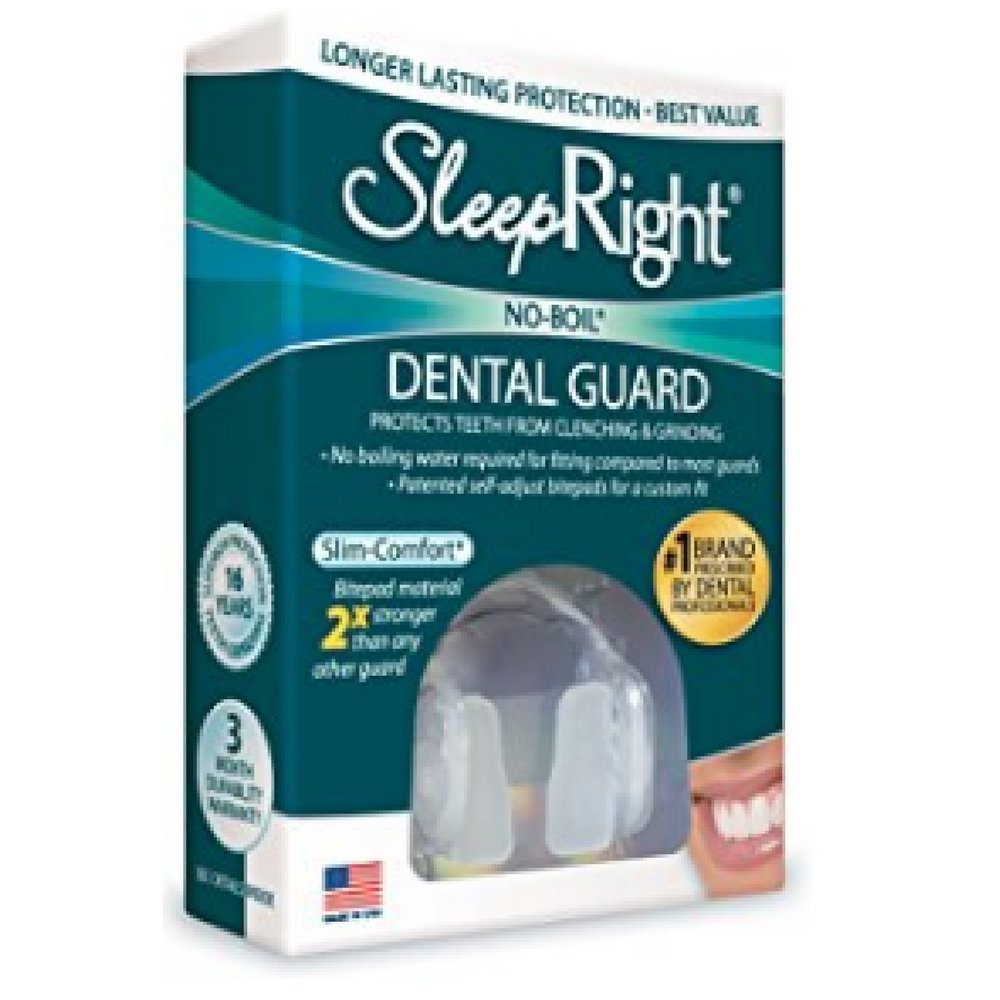 SleepRight Select Dental Guard 1 ea (Pack of 9) by SleepRight
