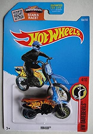Hot Wheels Dirt Bike Toys