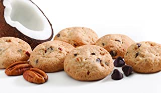 product image for Dockside Market Direct From The Florida Keys Coconut Crunch Cookies With Coconut, Pecans And Sweet Chocolate Chips