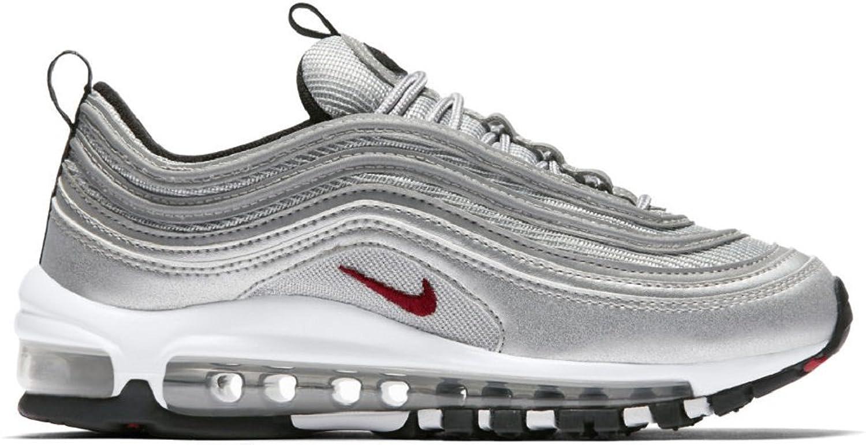 Nike Air Max 97 QS Metallic Silver Bullet Womens sizes