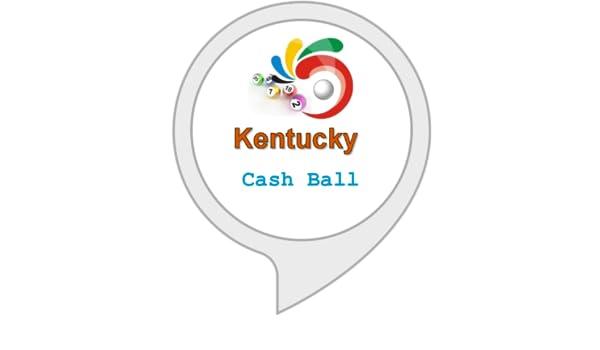 Amazon com: Winning Numbers for Kentucky Cash Ball: Alexa Skills