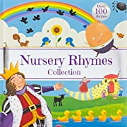 Nursery Rhymes Collection (Gilded Treasuries)
