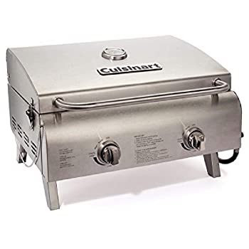Cuisinart Two-Burner Portable Gas Grill
