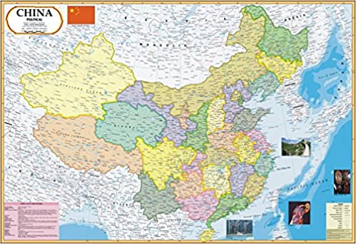 China Map In English.Buy China Map Book Online At Low Prices In India China Map Reviews