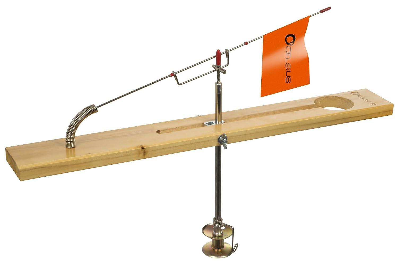 Celsius wooden tip-up